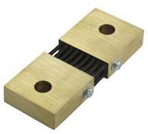 1000 Amp 75 mV shunt resistor