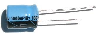 1000uF 10V capacitor