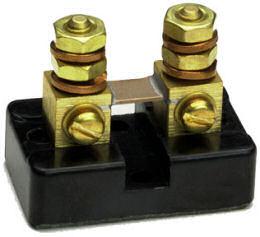 100 Amp Current Shunt Resistor