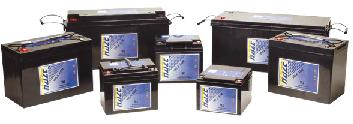12V deep cycle batteries for solar