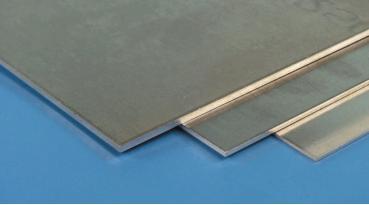 16 SWG aluminium absorber plate