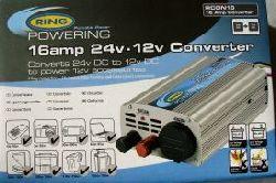 16 Amp 24-12V DC-DC Converter