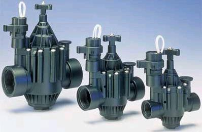24V Solenoid valves for use with irrigation systems