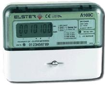 A100C electricity generation meter