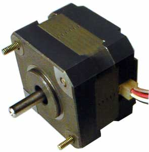Small 12V Stepper Motor