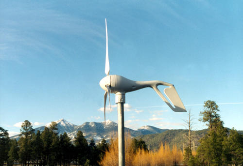 The Air-X Wind Turbine
