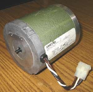 Ametek DC Motor for use as a Wind Turbine generator