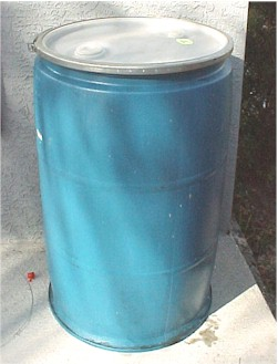 Biodiesel Drum