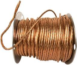 Thick copper wire