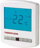 Electric underfloor heating thermostat controller
