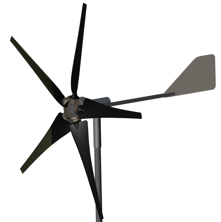 FuturEnergy 1kW Upwind Turbine