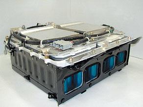Honda FCX Ultra-capacitor