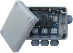 Dual output ICC Intelligent Charge Controller for wind turbines in a marine environment
