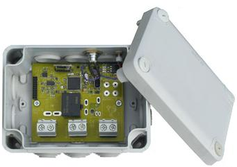 ICC Intelligent Charge Controller for wind turbines from Karasouli