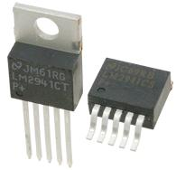 LM2941 adjustable low dropout voltage regulator