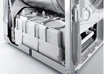 Heat pump from a Miele Heat pump tumble dryer