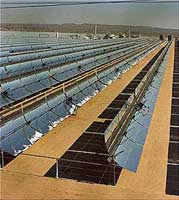 Nevada Solar One Concentrated Solar Power Plant