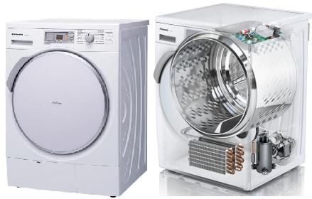 Panasonic NH-P80G1 heat pump tumble dryer