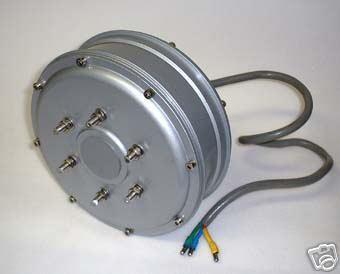 1kW Permanent Magnet Generator from FuturEnergy
