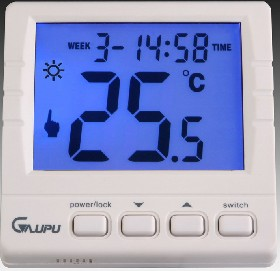 Programmable Thermostat - battery powered
