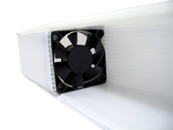 Radiator Booster fan