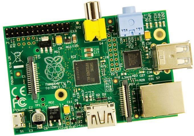 Solar powering a Raspberry Pi