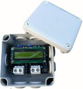 SCC-50 - Wind turbine charge controller from karasouli - 50A rated