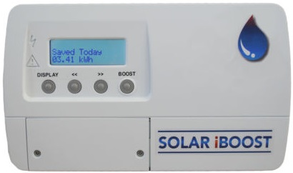 Solar iBoost surplus PV immersion controller