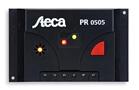 Steca PR 0505 Solar Charge Controller / Regulator