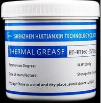 Thermal grease - heat sink compound for good heat transfer between copper and aluminium