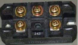 100 Amp three phase bridge rectifier - Toshiba