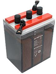 Vented lead acid battery - equalisation charge