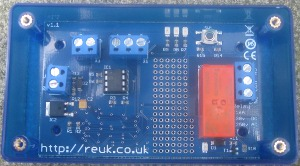 REUK Super Timer 2 - Repeating Relay Timer