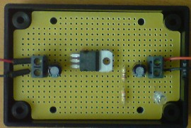 Renewable energy powered timer relay switch reuk 12 volt to 3 volt regulator for powering a thermostat timer sciox Gallery