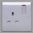 13 Amp power socket