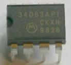 34063 DC DC Converter Chip