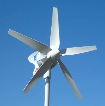 D400 Wind Generator from Eclectic Energy Limited