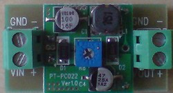 MC34063 Step Up Voltage Regulator