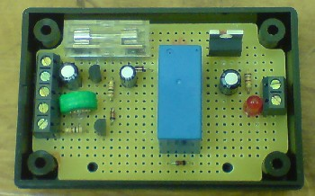 REUK poultry lighting controller circuit board