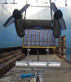 TidEl Tidal Turbine