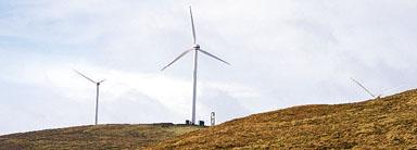 Shetland Islands Wind Farm - Burradale