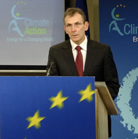 Andris Piebalgs - EU Commissioner in charge of energy - Energy Efficiency