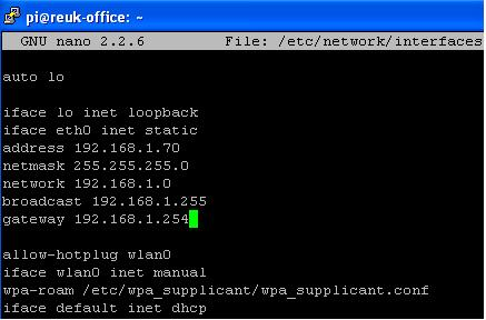 HOw can I assign a static IP address to my printer?