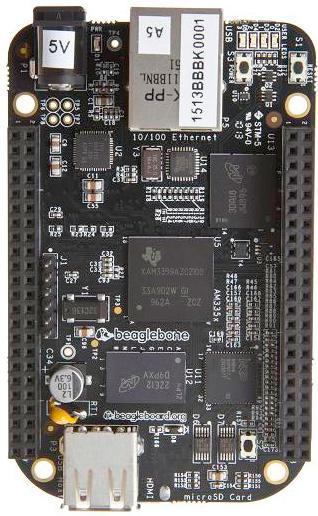 Beaglebone Black linux computer