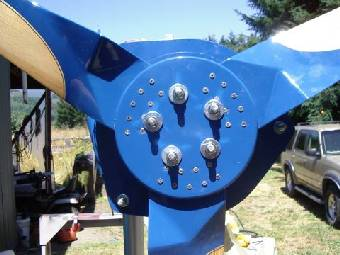 blueEnergy Wind Turbine Generator