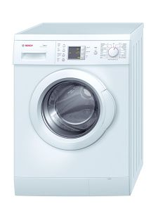 Bosch energy efficient washing machine