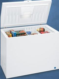 Convert a chest freezer into an energy efficient fridge