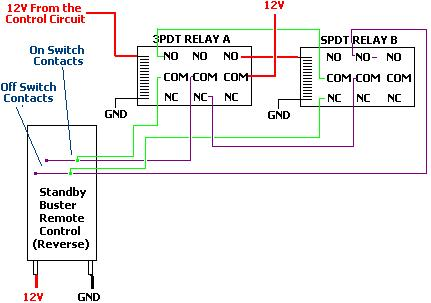 nc com no switch wiring diagram 31 wiring diagram images wiring diagrams 8 Pin Relay Diagram Automotive Relay Wiring Diagram
