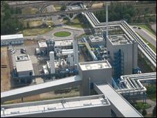 Schwarze Pumpe - CCD power plant