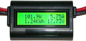 Doc Wattson R102 Panel Meter